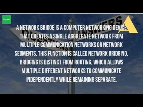 What Is A Bridge In A Network?