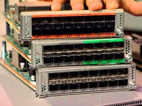 Cisco Nexus 5548UP Switch - Video Data Sheet
