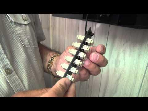 How To Install A Pre-terminated Fiber Optic Assembly (Easy Installation)
