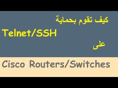 cisco enable telnet