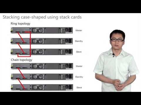 S Switch Stacking Feature Introduction