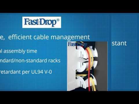 Fiber Cable Management: Reducing Microbends In Server Racks