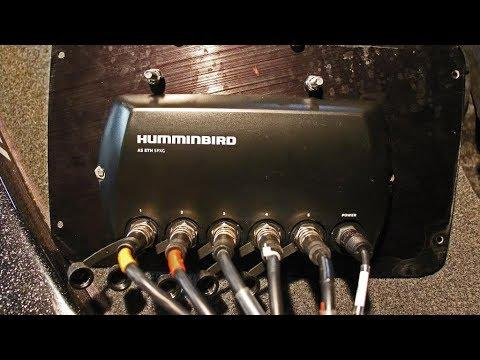 Tips 'N Tricks 194: Humminbird Expanding Network By Stacking 5 Port Switches