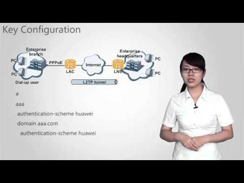 Huawei AR Series Routers:Layer 2 Tunneling Protocol Feature Introduction
