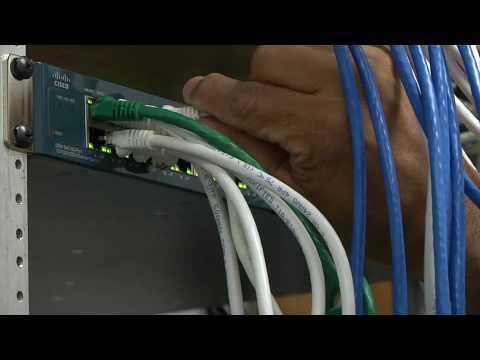 How To Install A Cisco ESW 500 Series Switch