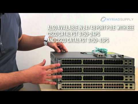 Cisco 3750 Series Switch Product Presentation With Tips & Tricks