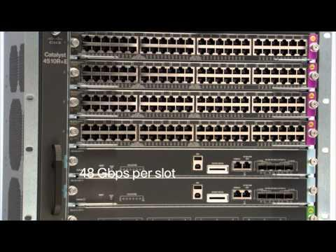 Cisco Catalyst 4500E Switches: Redefining Campus Access Switching