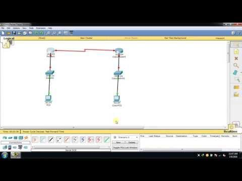 How To Configure Routers, Switches And PC's In Packet Tracer - Complete Guide