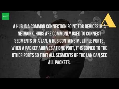 What Is A Hub In Computer Networks?