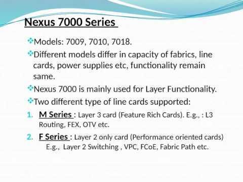 Cisco Nexus FEX And VPC Configuration