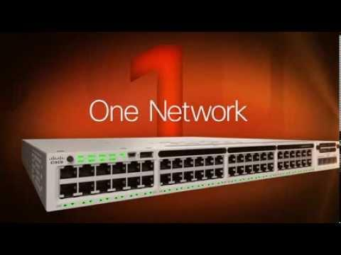 Cisco Catalyst 3850 Switch For Unified Access