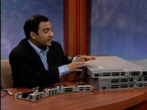 Cisco Nexus 5000 Series Switches - Video Data Sheet