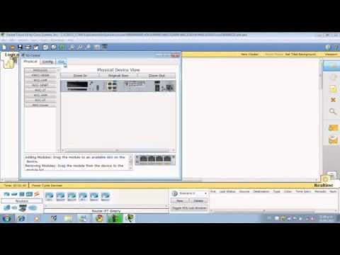 Configuracion De  Host En Routers  Y Switches